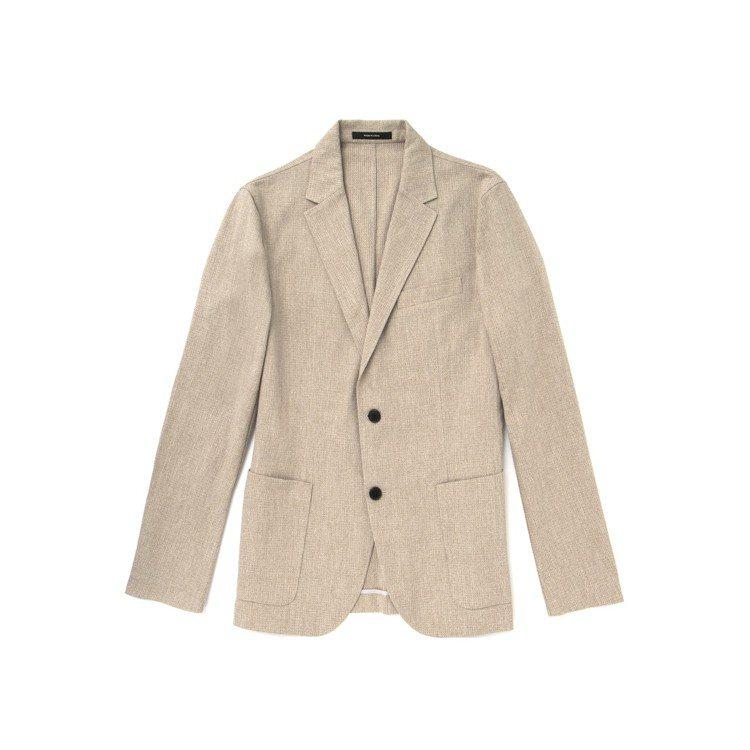 西裝外套,16,900元。圖/Club Monaco提供