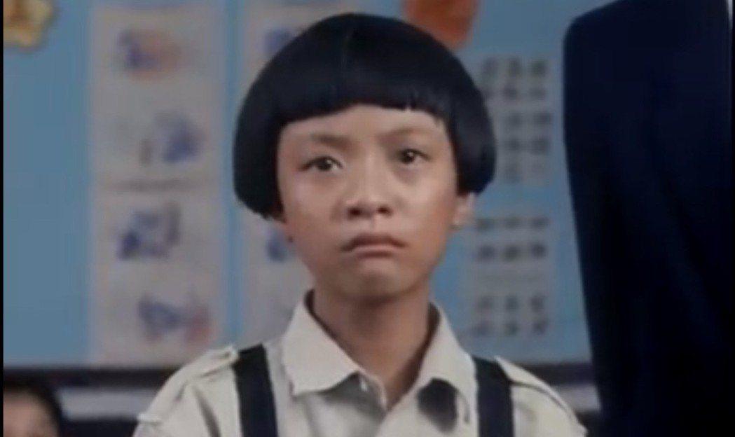 李淑楨當年在電影「魯冰花」中的古茶妹演出,賺人熱淚。圖/摘自YouTube