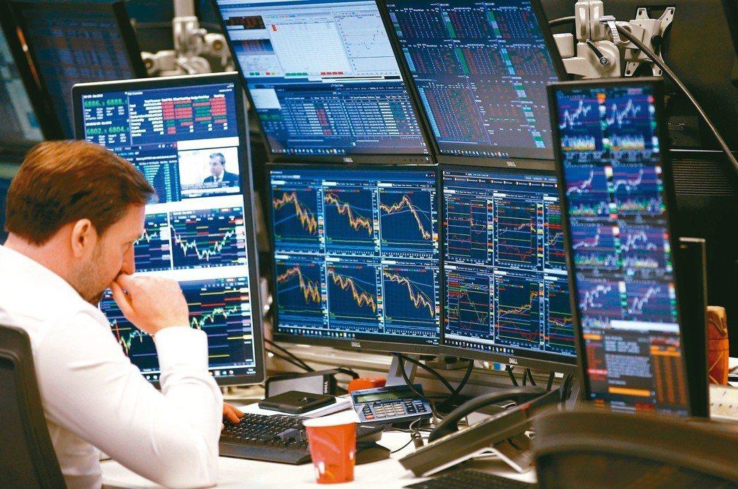 美中貿易衝突升溫,市場避險需求大幅增加,美國公債與投資級債券投資價值顯現。 美聯...