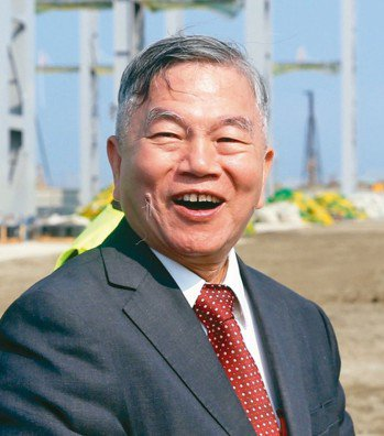 經濟部長沈榮津 (聯合報系資料庫)