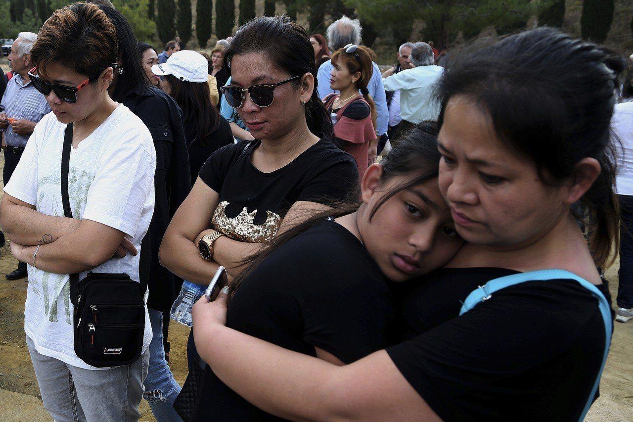 賽普勒斯驚傳首樁連環殺人案,共7名外籍婦女受害,警方因無視女性移民失蹤,挨批種族...