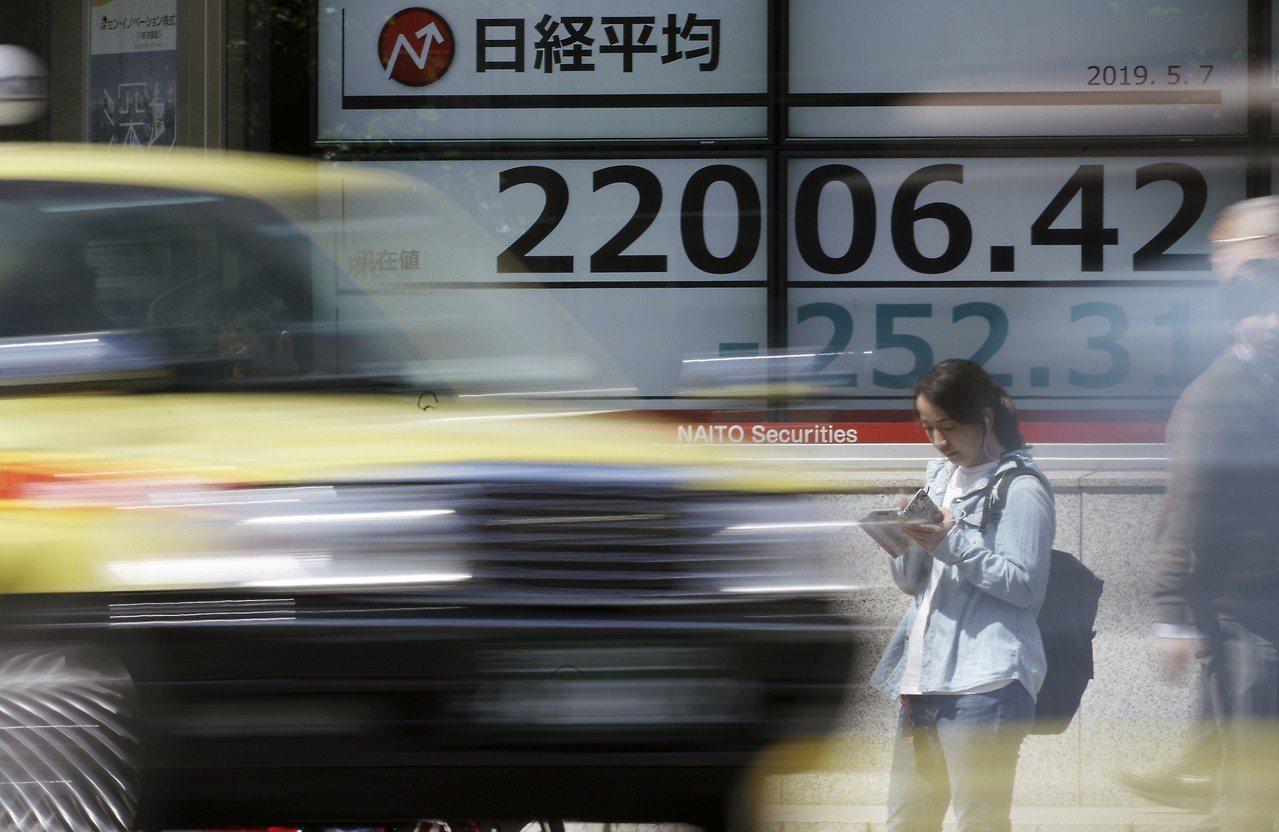 擔心美中貿易戰影響逐步擴大,多家日本企業加速撤出中國大陸。 美聯社
