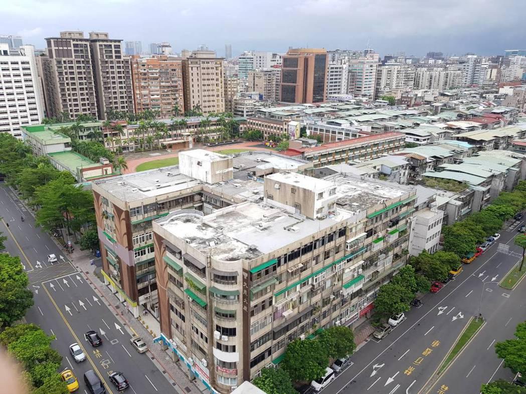 南台灣崛起,台南高雄移轉比重拉高。 信義房屋/提供