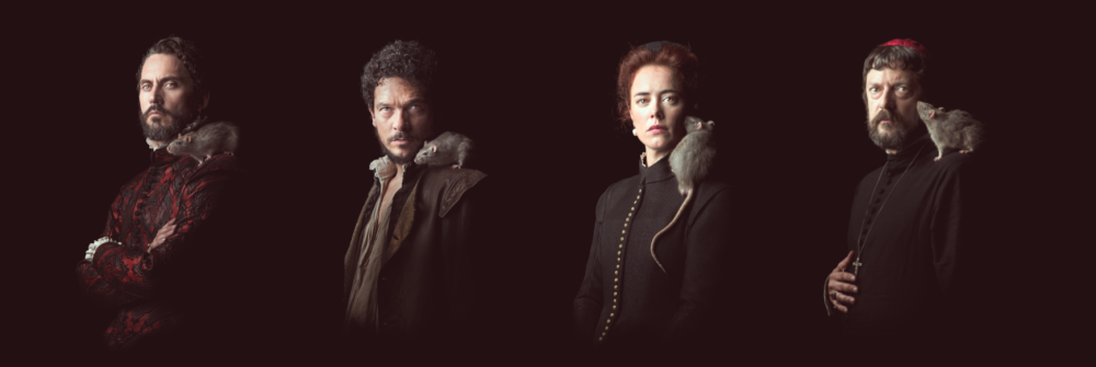 《La peste》是近年比較著名以黑死病為題材的劇集。
