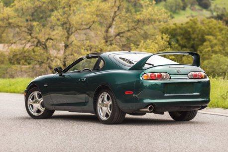 一輛1997年的Toyota Supra有多吸引人?竟然比全新718 Boxter S還貴!