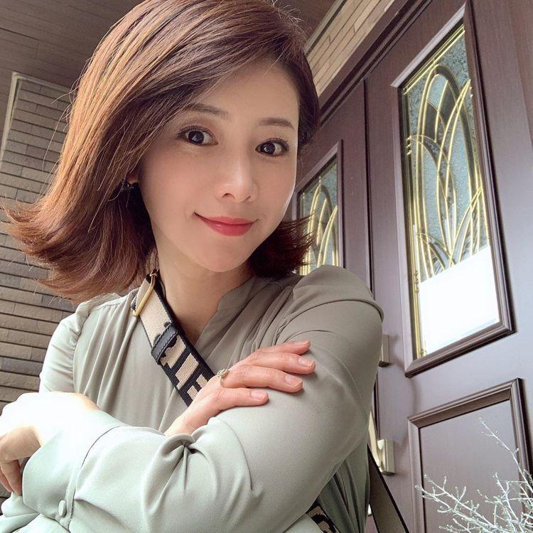 水谷雅子。圖/擷自instagram