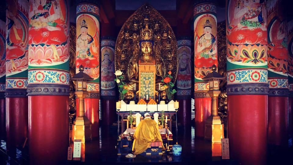 屬於密教系統的真言宗,本來就擁有極為複雜的世界觀和各種行法,以及華麗的造型藝術群...