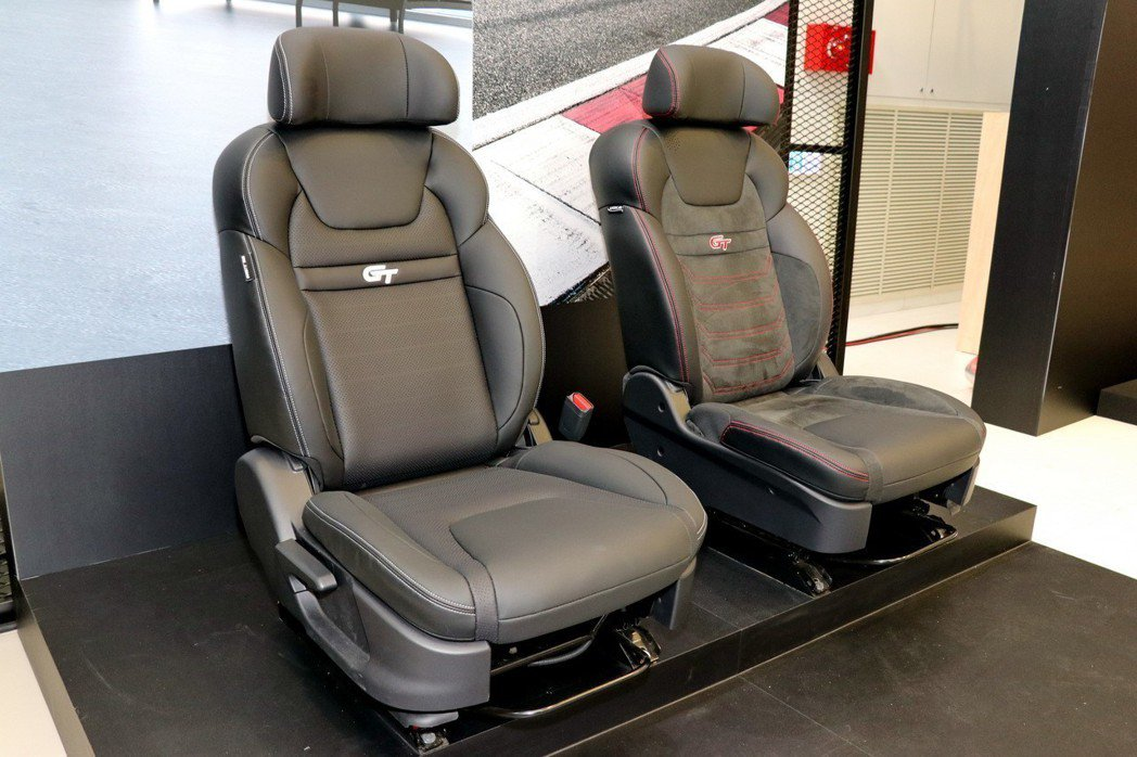 S5GT/GT225提供不同的座椅配置。 記者陳威任/攝影