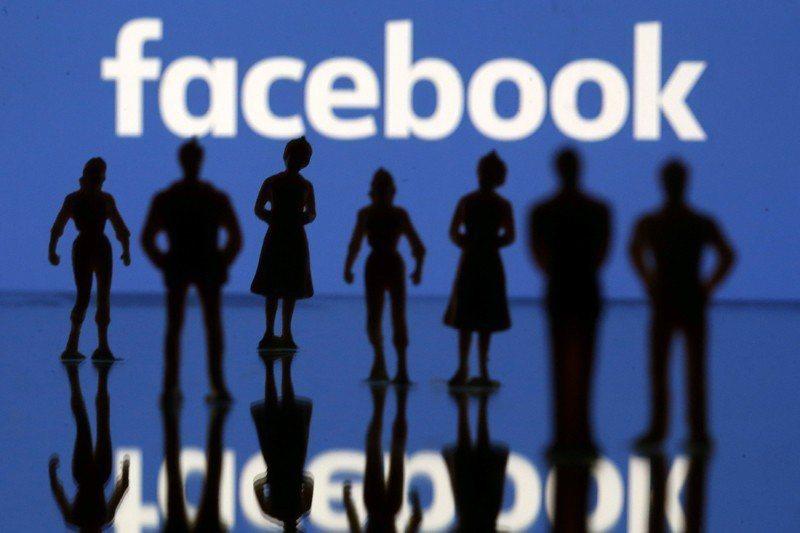 臉書展開研究社群媒體如何影響民主相關計畫。 圖/路透社