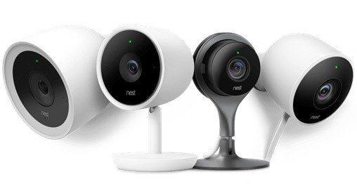 圖1:nest製造的監視攝影機,去年底曾爆發被駭客入侵事件 (資料來源:http...