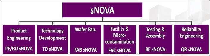 圖二、旺宏電子的EDA系統:sNOVA (圖片來源:陳瑞坤簡報)
