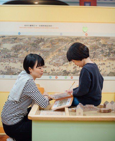 從探索中創造童年的記憶 博物館的甜蜜親子時光 (攝影/鄭弘敬)