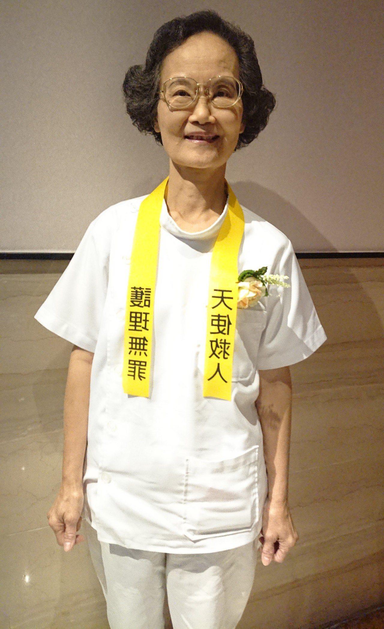 高齡70歲的吳金梅從事護理工作長達45年,面對醫病關係改變,她常教育新進護理人員...