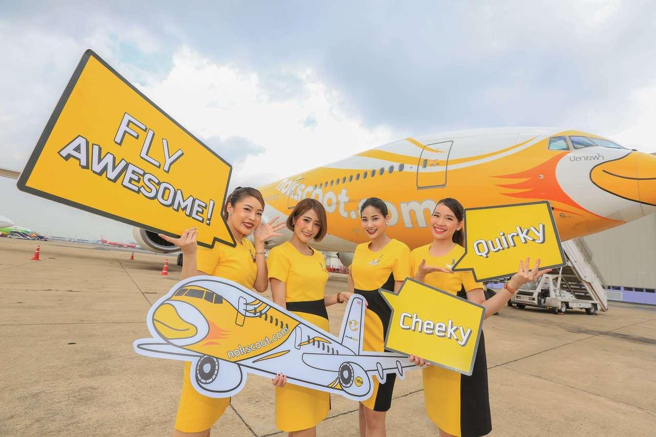 酷鳥航空推出限時促銷活動,曼谷單程含稅1,988元起,來回4,000元有找。圖/...