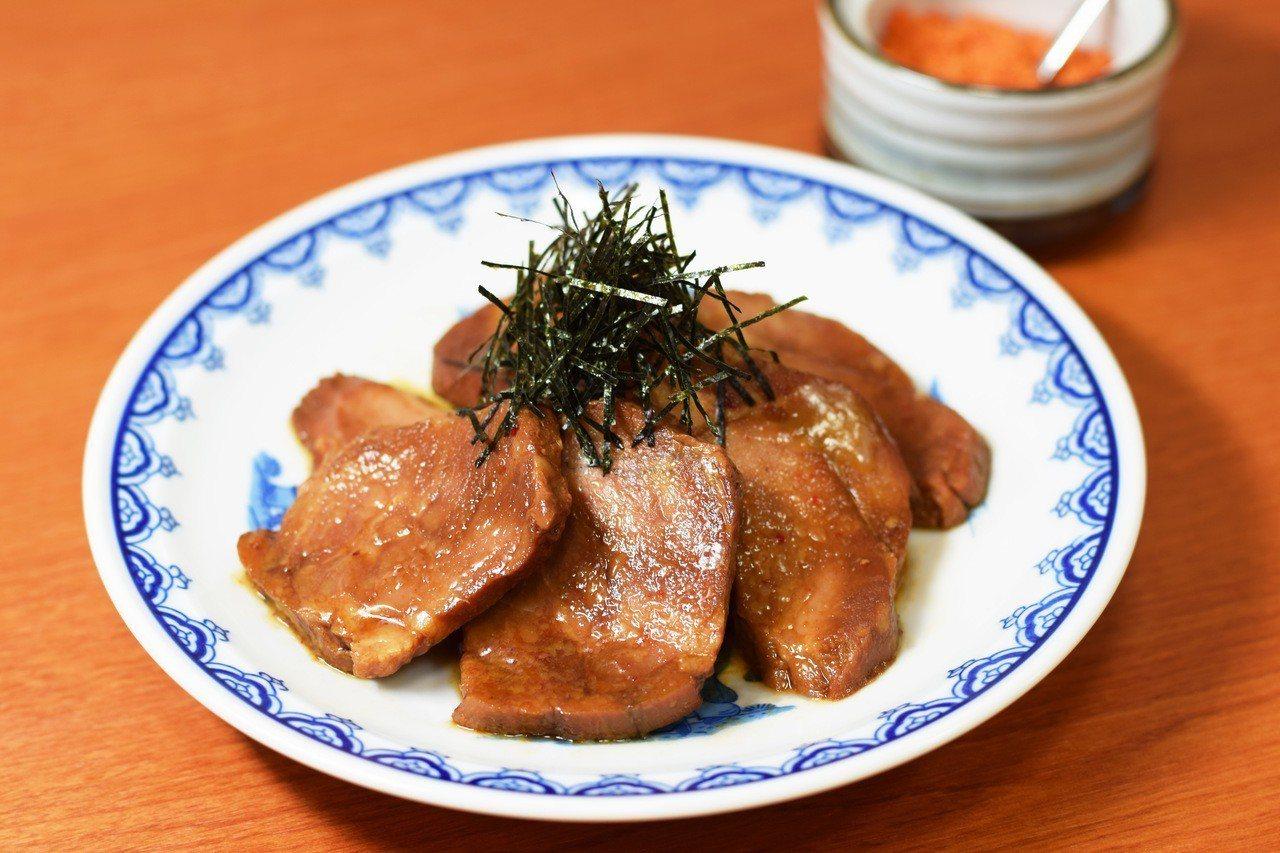 「燉煮叉燒肉」售價148元。圖/台灣一蘭提供