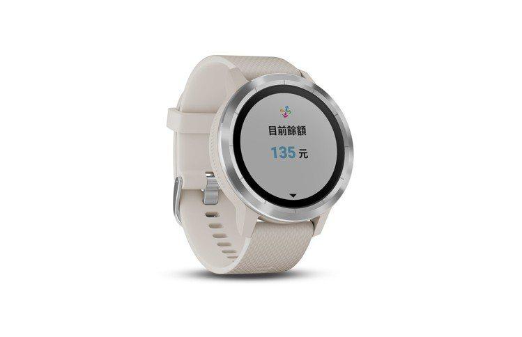 Garmin vivolife悠遊智慧腕表,建議售價6,990元。圖/Garmi...