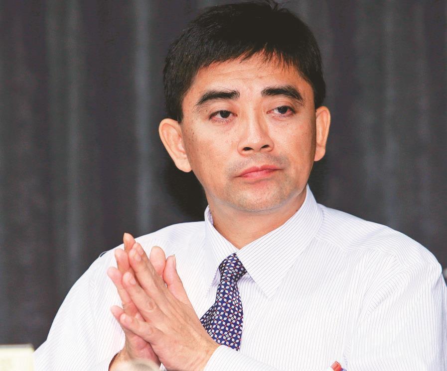 中央大學經濟系教授邱俊榮。本報資料照片