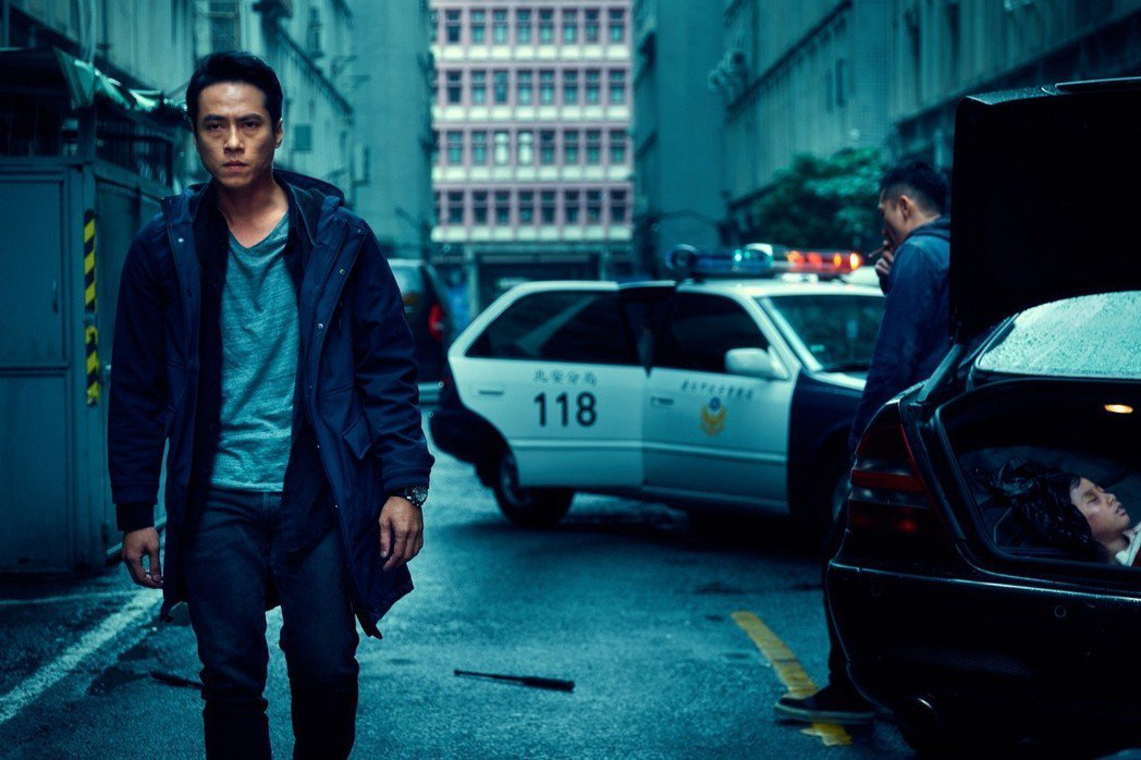 「緝魔」預計暑假上映。圖/華映提供