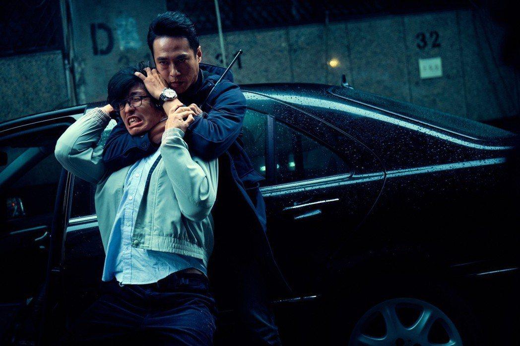 「緝魔」預計暑假上映 。圖/華映提供