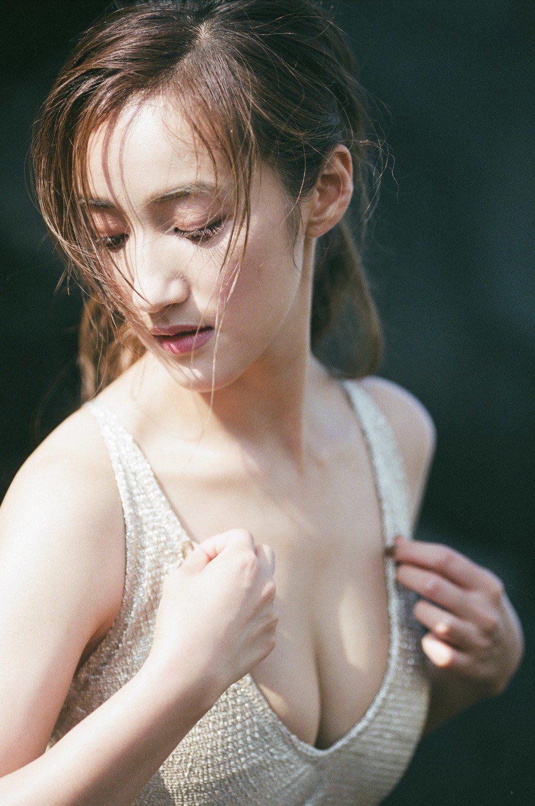 夏宇禾擁有E奶魔鬼身材。圖/GQ提供