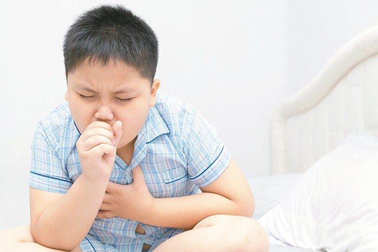 氣喘。 圖/123RF