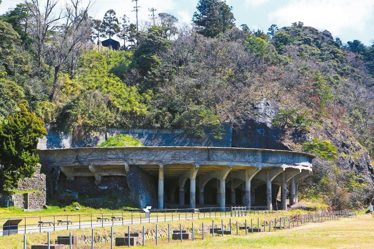 直徑達50公尺的北澤濃縮機,過去為日本規模之最。 記者陳睿中/攝影