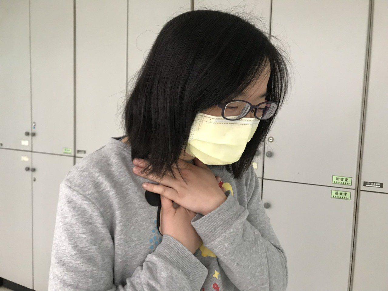 醫師呼籲別輕忽氣喘,立即就醫才能夠掌握病情,圖為示意圖。圖/聯合報系資料照片