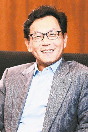 台灣大董事長蔡明忠 (本報系資料庫)
