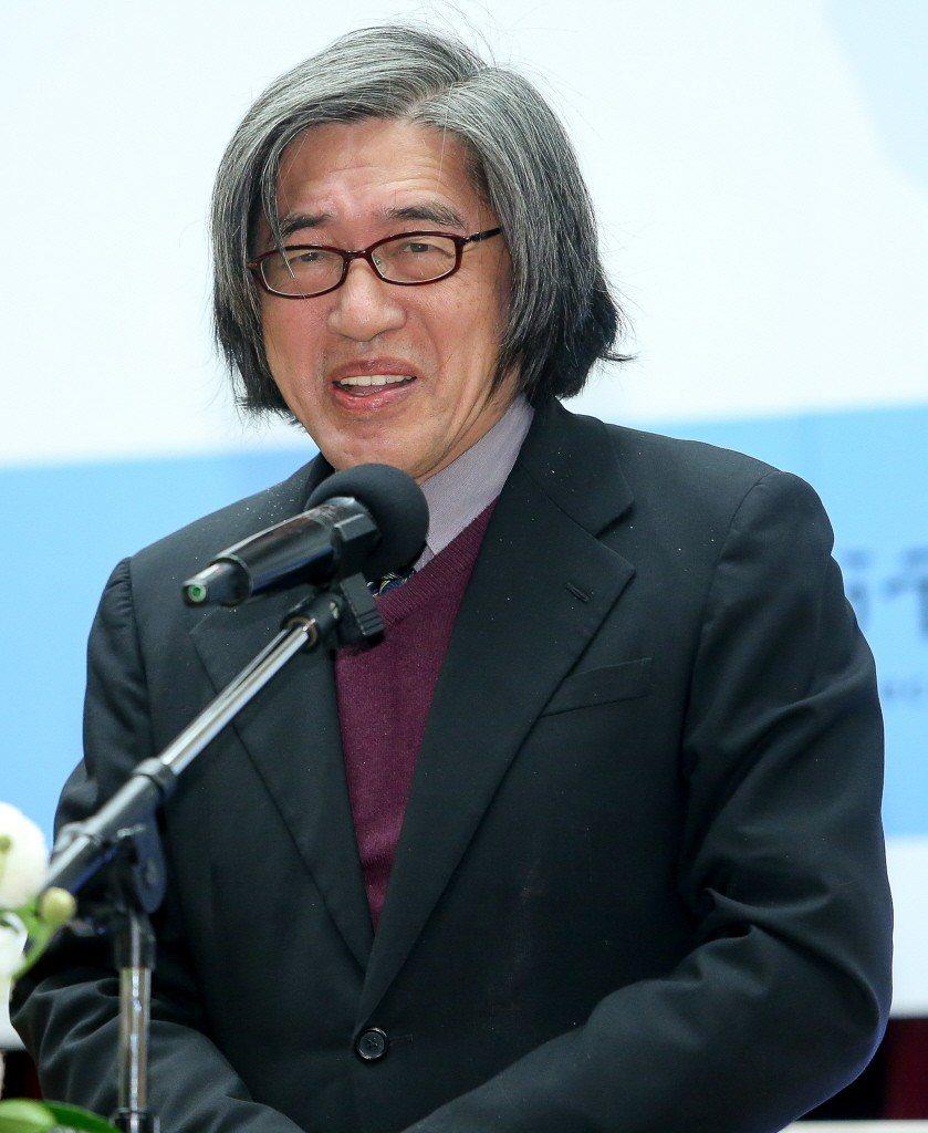 網家董事長詹宏志表示「今年一定獲利」。圖為資料照。 記者程宜華攝影
