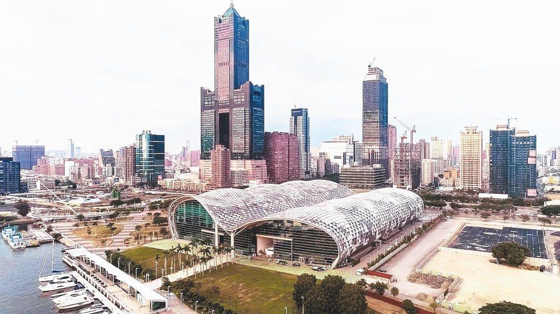 高雄資產概念股的京城9月營收新台幣7.54億元創半年新高。 圖/聯合報系資料照片