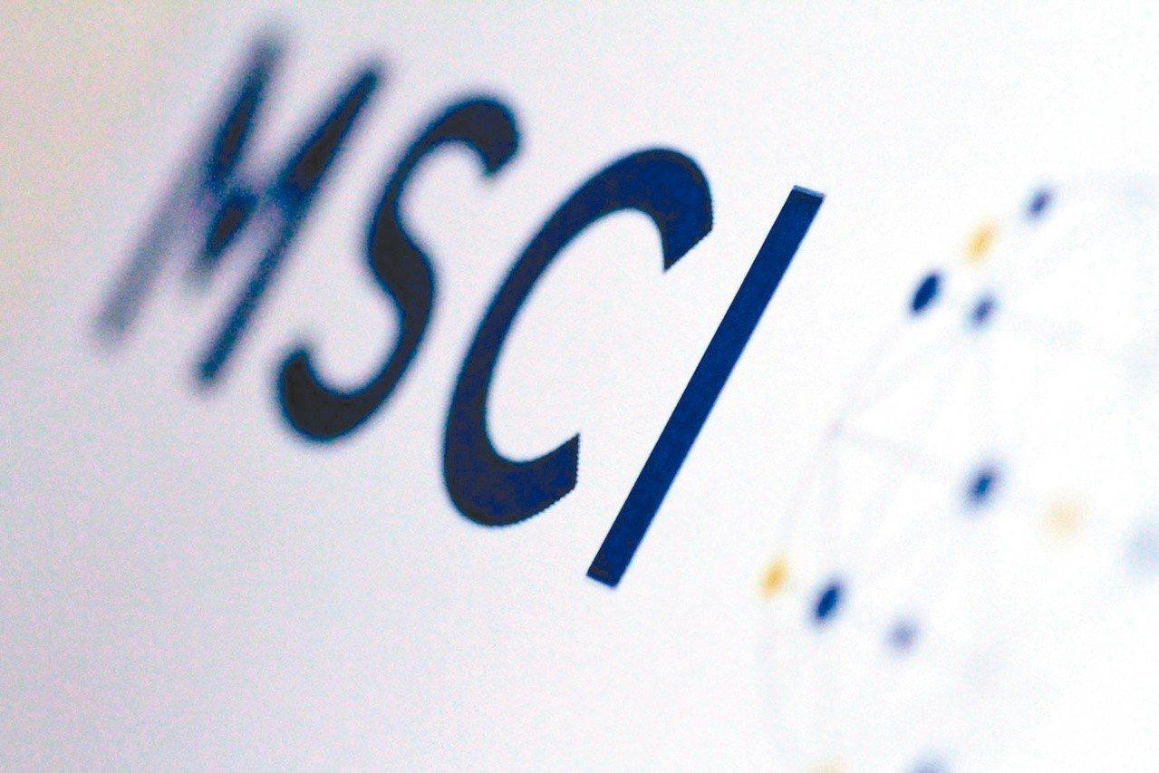 MSCI(明晟)今(14)日凌晨公布半年度調整,台股權重在三大指數中皆被調降,其...