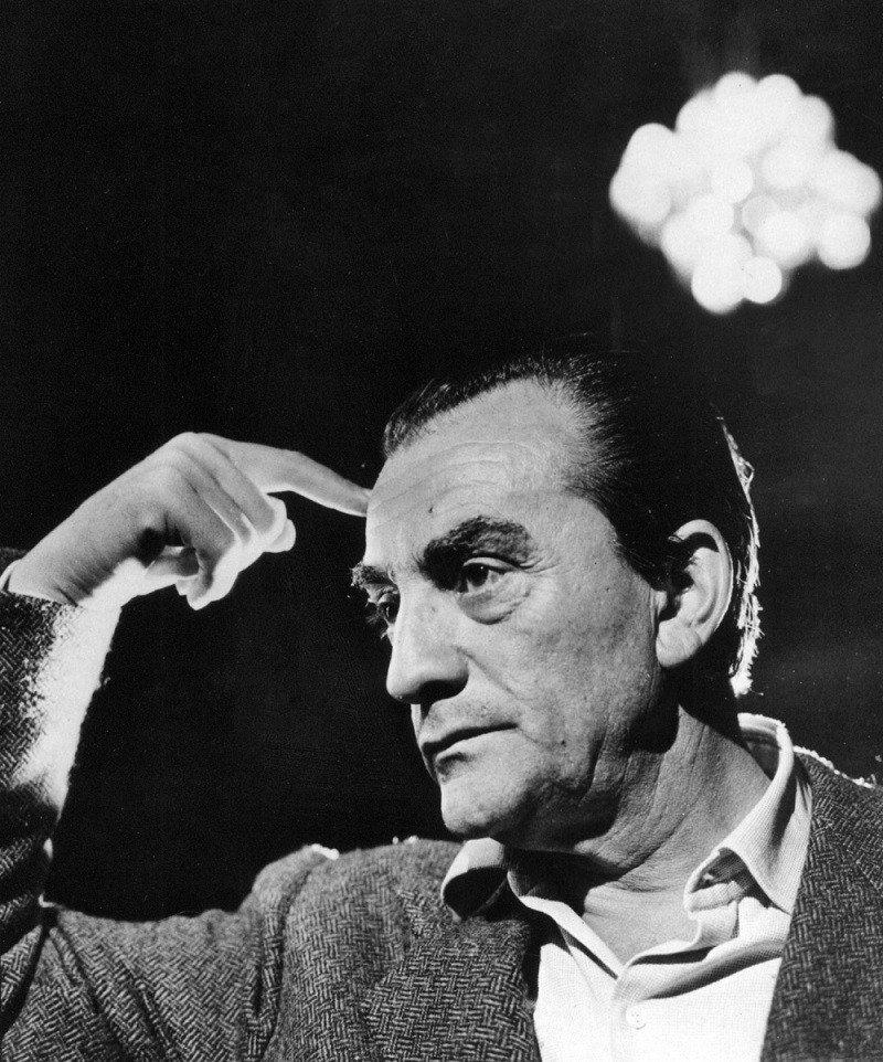 義大利名導維斯康提(Luchino Visconti)。圖/台北金馬影展執行委員...