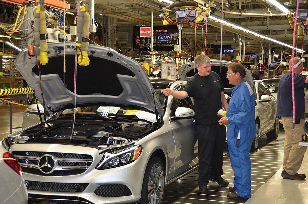 由於賓士在美國阿拉巴馬州設有賓士C-Class專屬產線,不僅能直接供應當地市場銷...