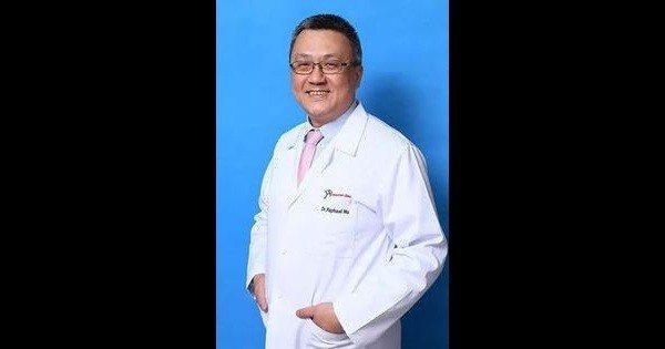 婦產科醫師胡一君。圖取自toments.com