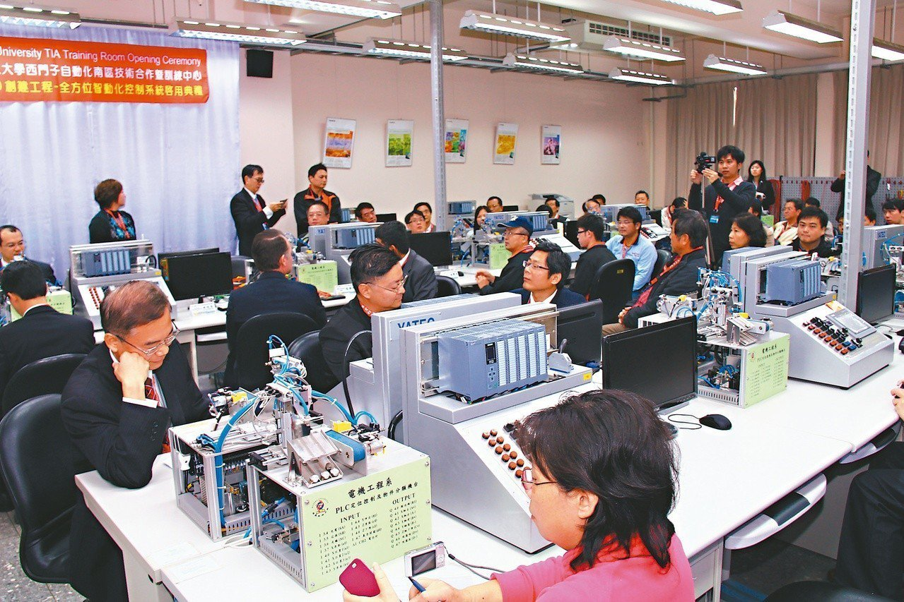 吳鳳科大的發展明確,為技職體系的「教學型科技大學」。圖/吳鳳科技大學提供