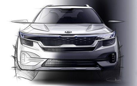 小型休旅又有勁敵 Kia全新SUV今夏將登場!