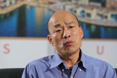 韓國瑜:堅持中華民國 就像孝順爸媽 這是鐵的事實