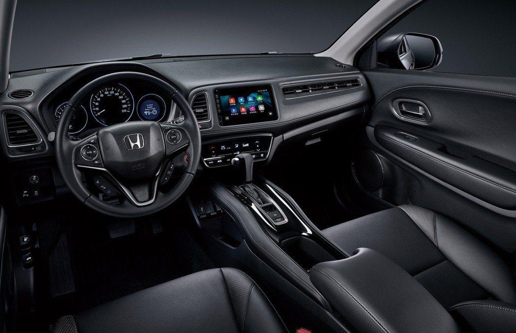 內裝部分做出微調,並強化隔音表現。 圖/Honda Taiwan提供