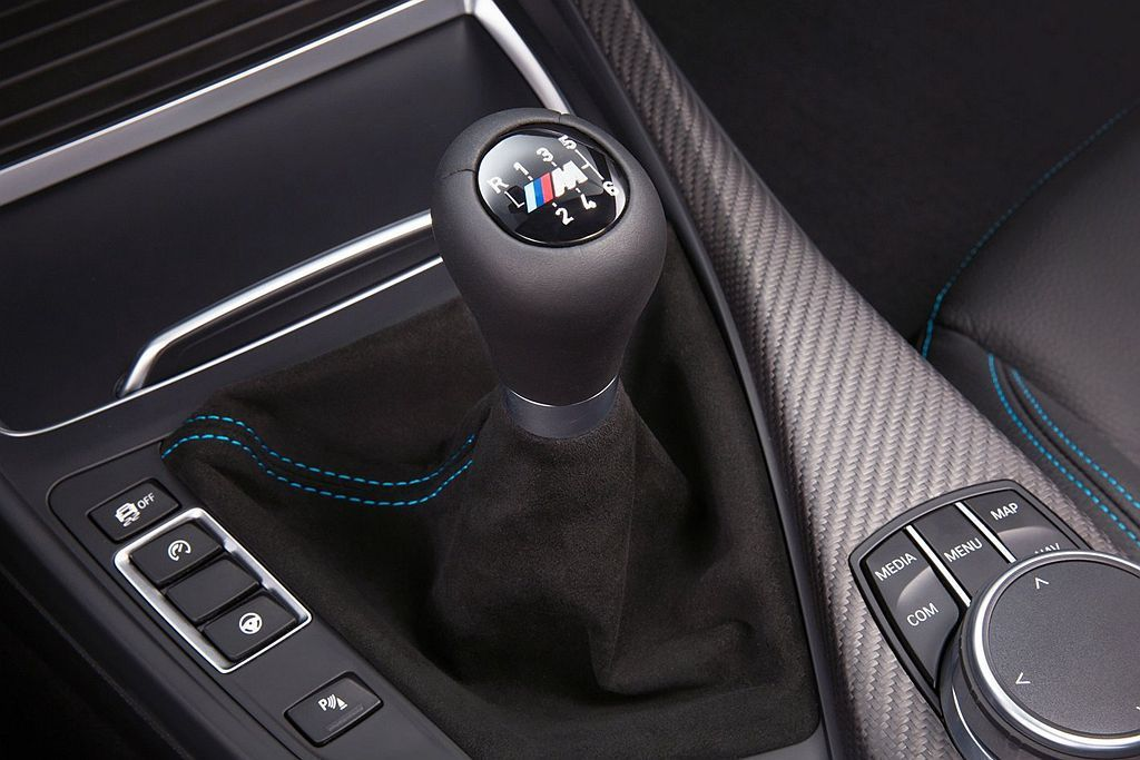 手排變速系統設定的車款現在已經是稀有動物。 圖/BMW提供