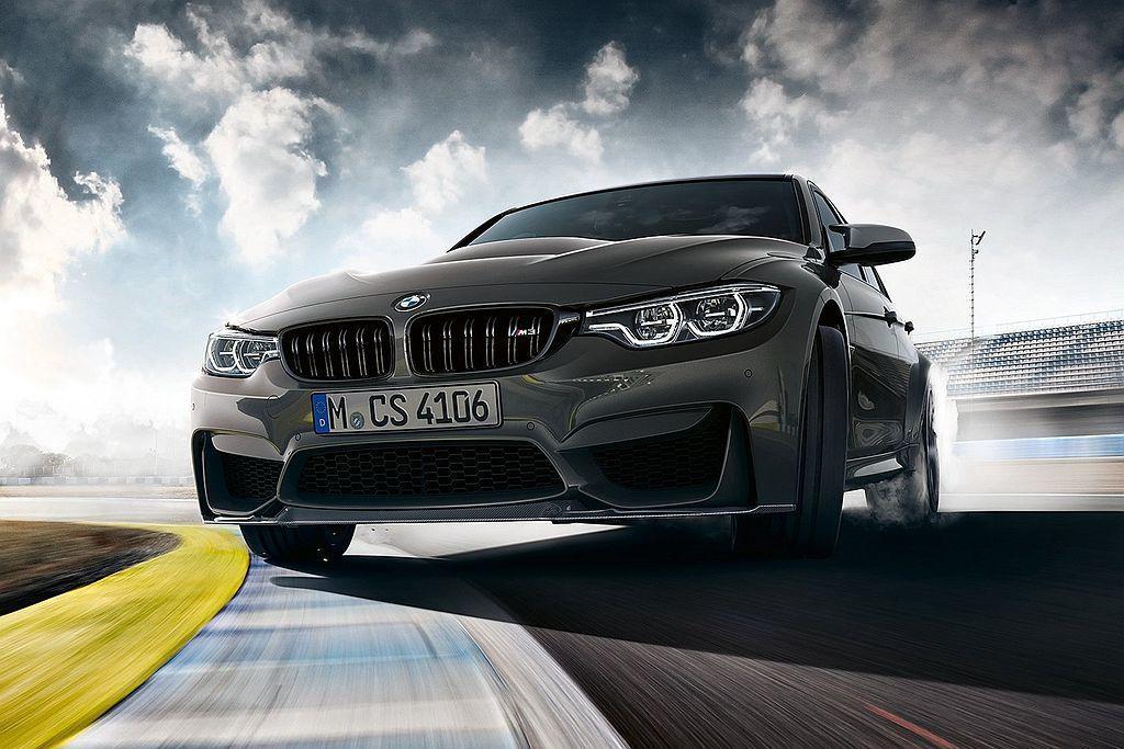 與Mercedes-AMG走不同策略,BMW M GmbH認為後驅系統依舊有存留...