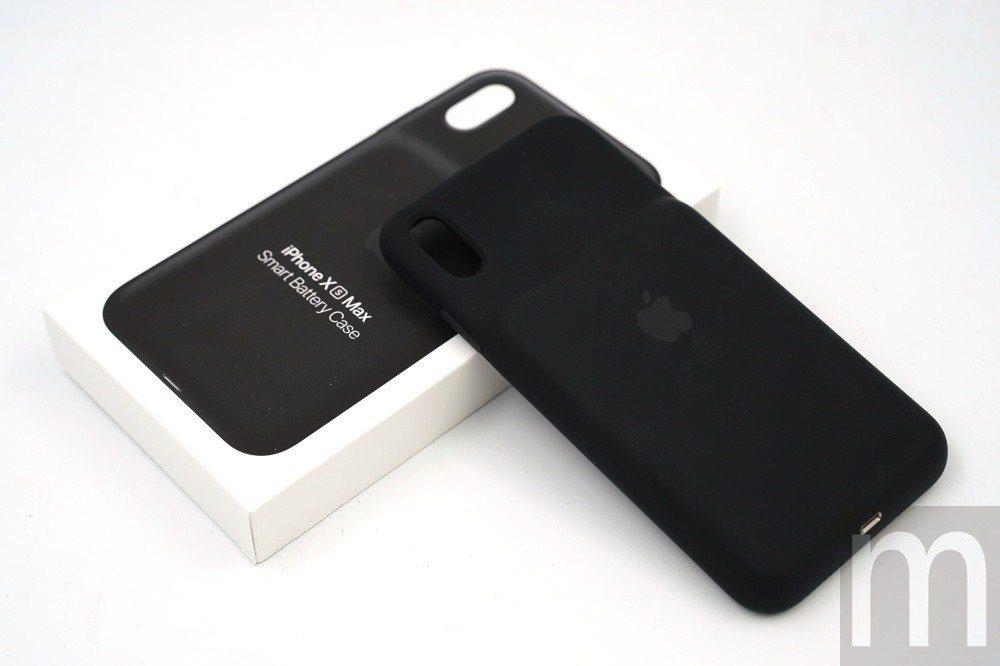 對應iPhone XS Max使用的聰穎電池護殼