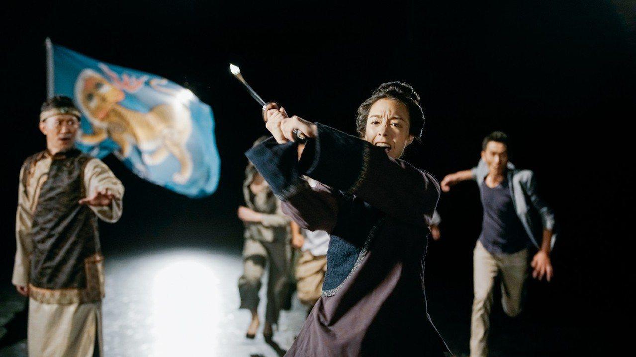 《1895 火燒庄》劇照,攝影/唐健哲