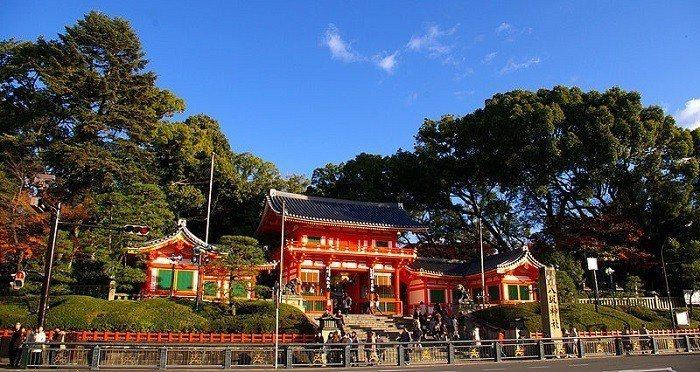 八坂神社 圖/Wikimedia