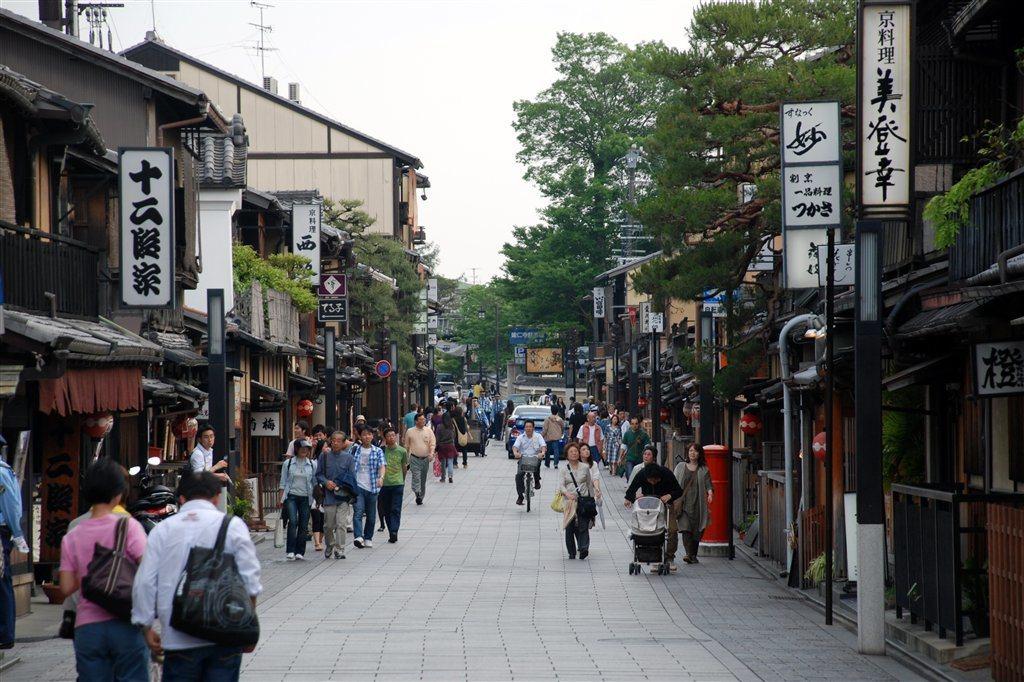 祇園 圖/Wikimedia