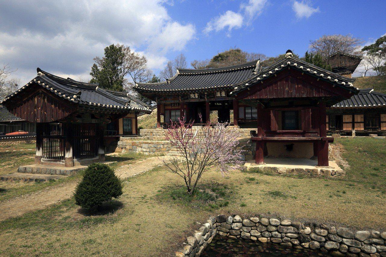 南韓文化遺產廳14日表示,九座儒家書院上榜世界遺產預備清單。歐新社
