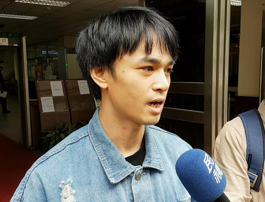 胡睿兒今為性侵案至高等法院開庭,他表示「做錯事老婆(林采緹)懷恨在心」,但仍盡己...