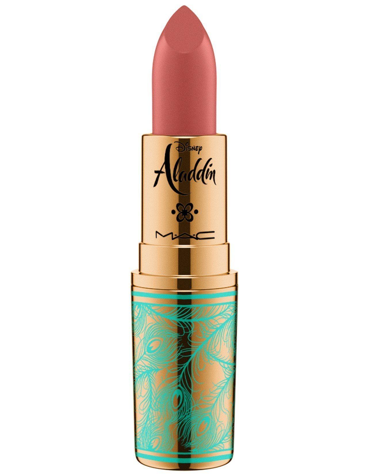 M·A·C阿拉丁聯名系列時尚專業唇膏/3g/820元。圖/M·A·C提供