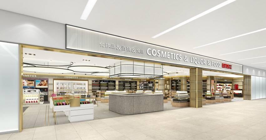 首爾仁川機場將於5月31日啟用第一、第二航廈的入境免稅店。圖/取自韓國觀光公社官...
