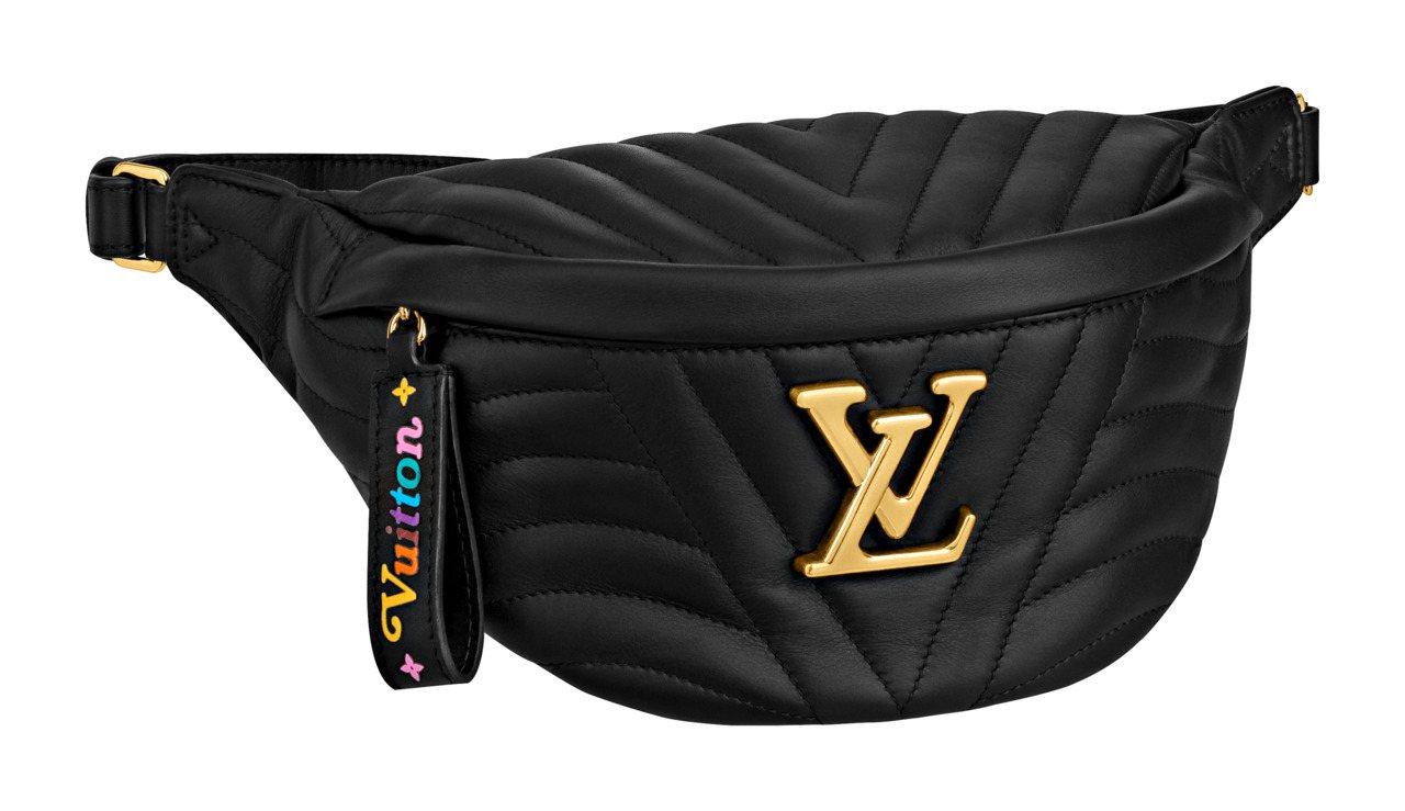 New Wave腰包,售價61,500元。圖/LV提供