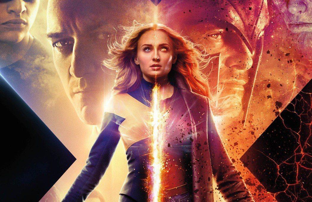 「X戰警:黑鳳凰」即將上映。圖/福斯提供